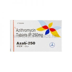 azithromycin 250mg tablets in vendita online in Italia
