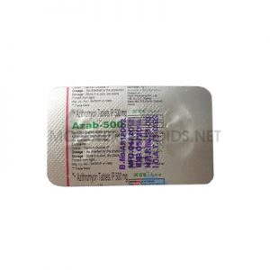 azithromycin 500 mg tablets in vendita online in Italia
